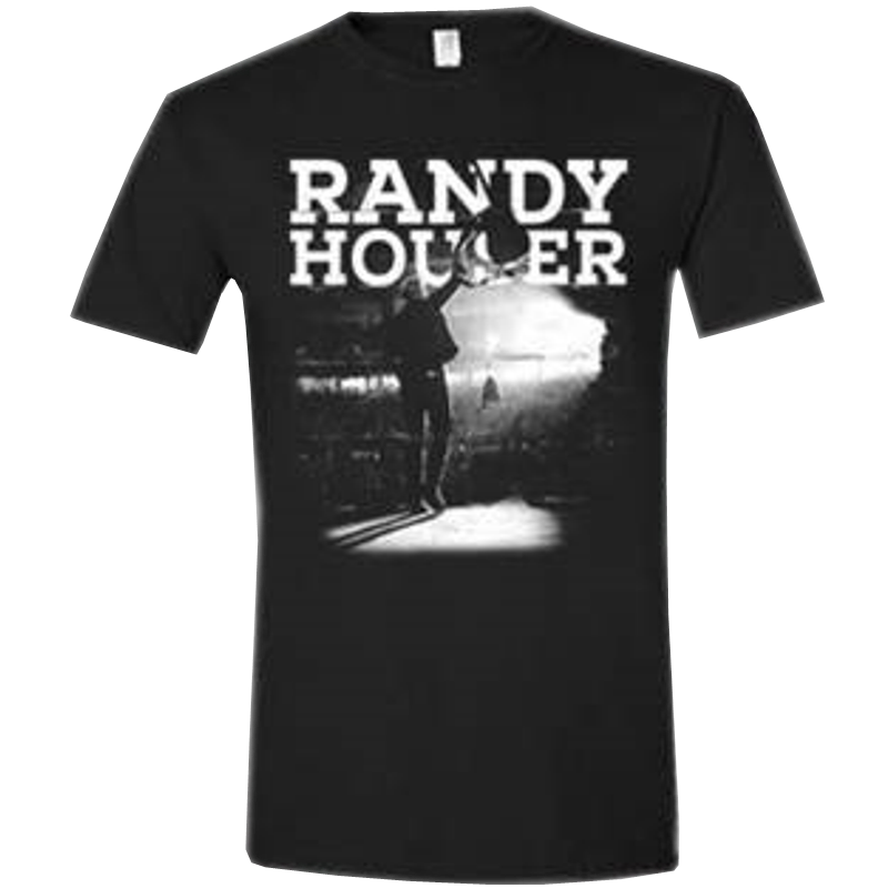 Randy Houser Black LIVE Tee