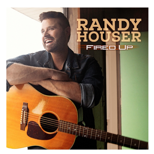 Randy Houser CD- Fired UP