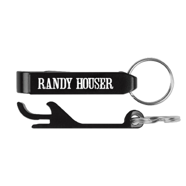 Randy Houser Bottle Opener Keyring