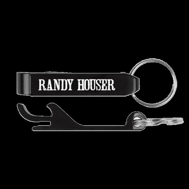 Randy Houser Bottle Opener Keyring