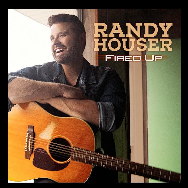 Randy Houser CD- Fired UP