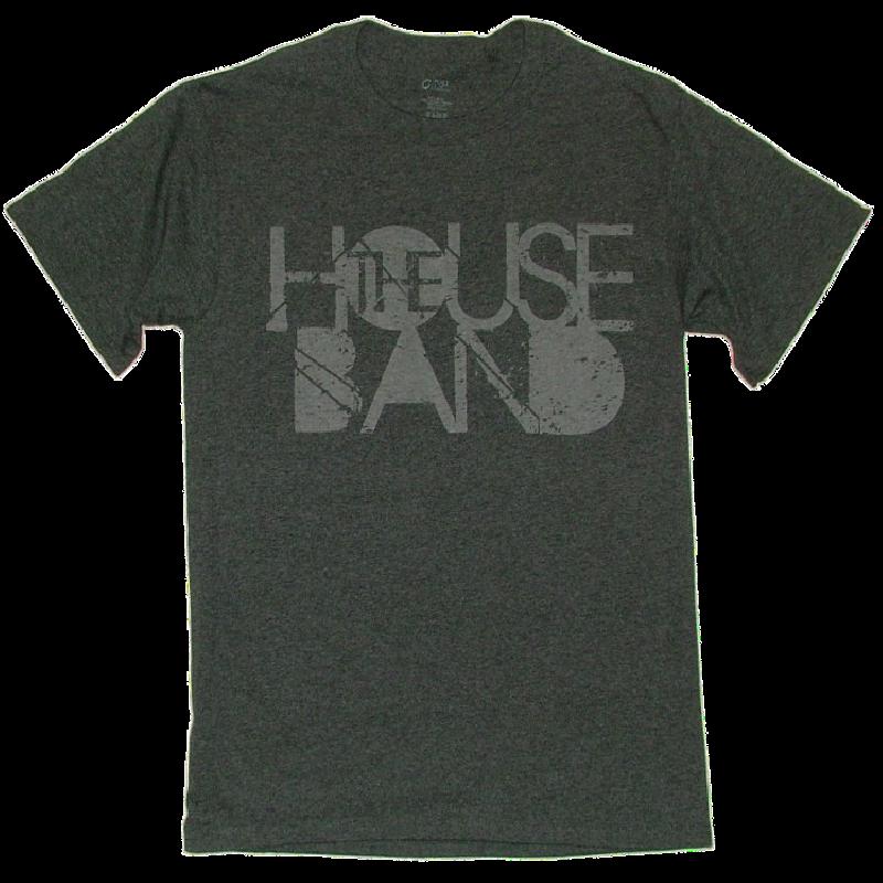 Randy Houser Dark Heather Grey House Band Tee