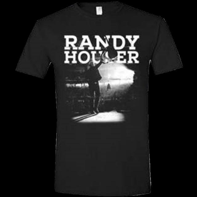 Randy Houser Black LIVE Tee