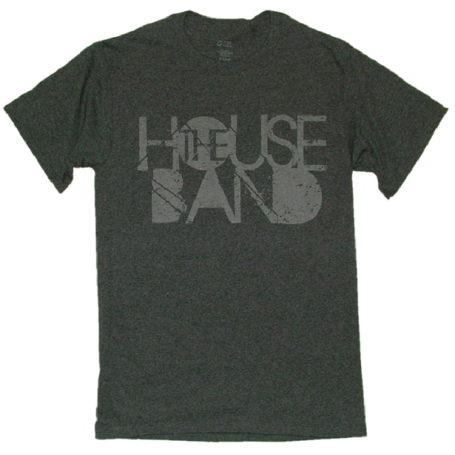 Randy Houser Dark Heather Grey House Band Tee